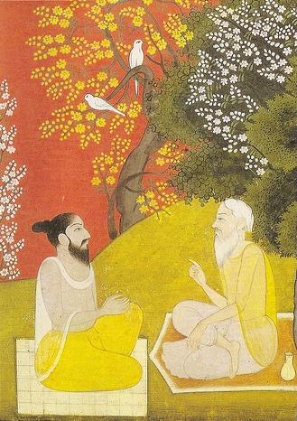Tradición oral hindú