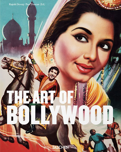 The art of Bollywood - Rajesh Devraj