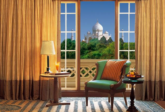 Vista desde el hotel Amarvilas