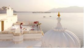 Taj Lake Udaipur