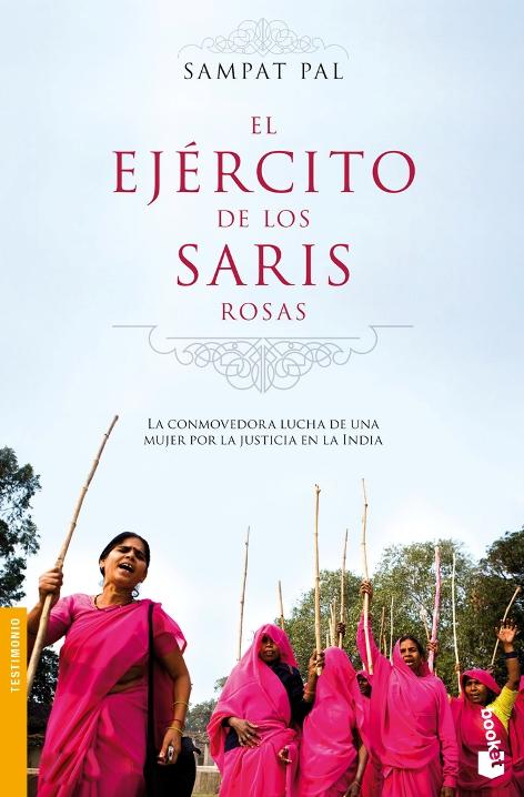 El ejército de los saris rosas. Editorial Planeta.