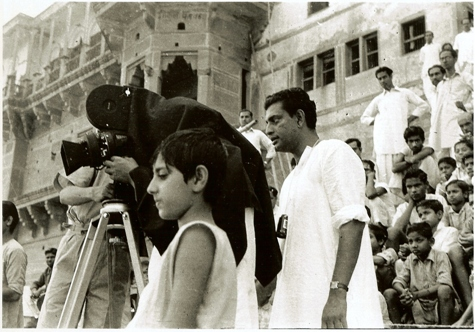 Satyajit Ray, Making off Aparajito