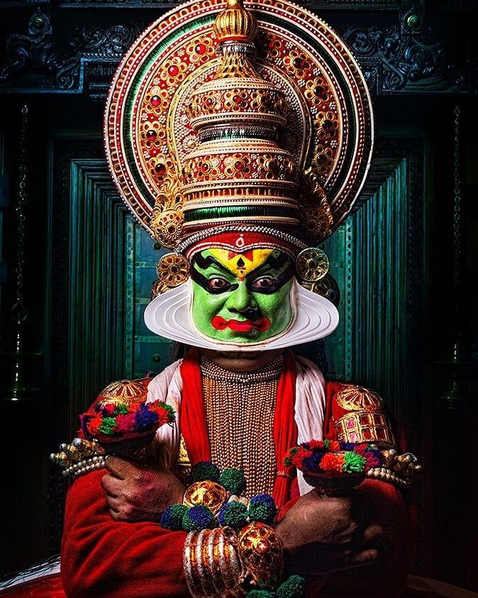 Kathakali, según India
