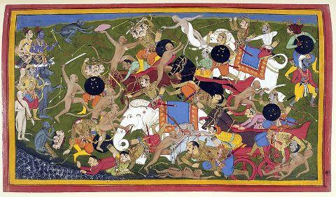 Batalla de Lanka