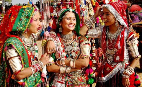 mujeres-pushkar