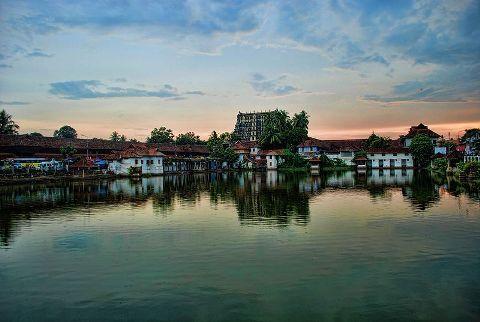 Templo de Padmanabhaswamy en Trivandrum