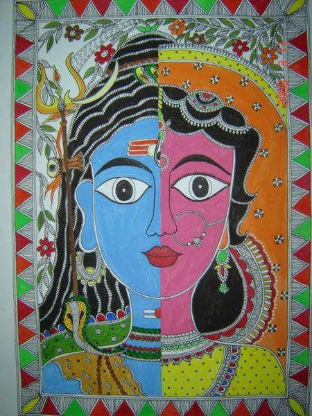 Ardhnarishwar By Vidushini