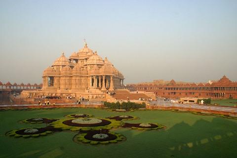 Templos de la India - Akshardham Temple -