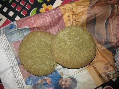 Bhang cakes