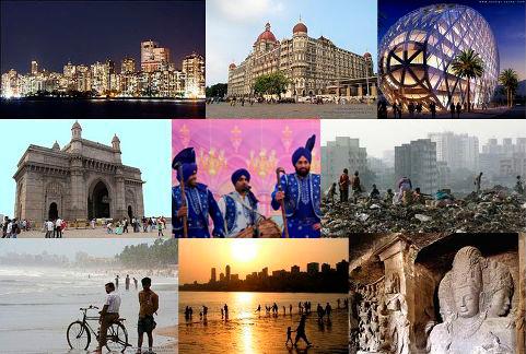Mumbai mosaico