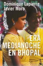 Era Medianoche en Bhopal, portada
