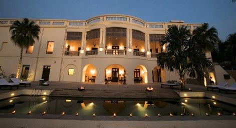 nadesar palace