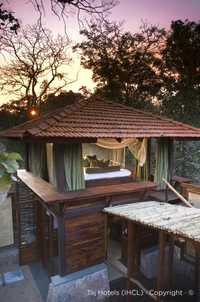 Baghvan Taj Wilderness Lodge Pench National Park