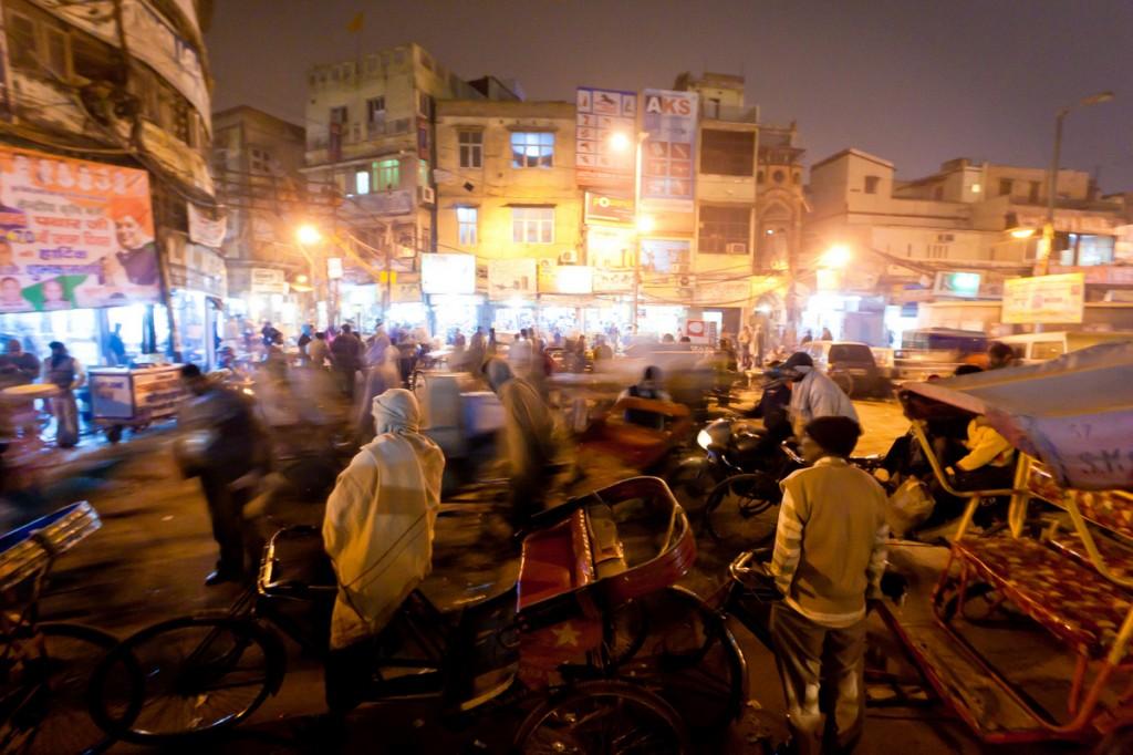 Tapas in Old Delhi