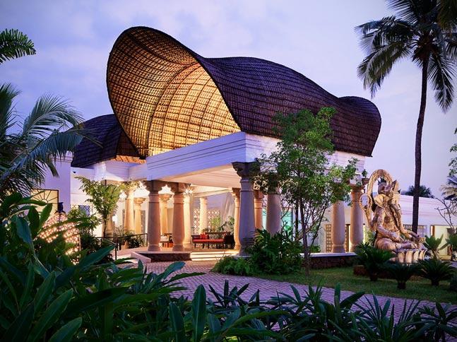 Mejores hoteles en Kerala