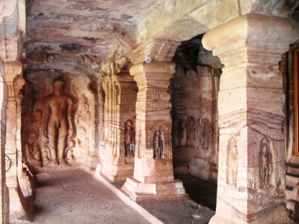 Badami, cuarta cueva