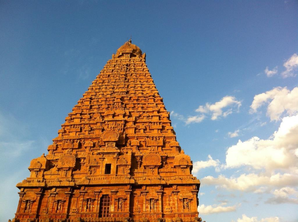 Templo de Thanjavur