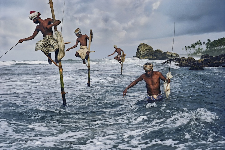 playas de Asia 22 Incredible Photos of Faraway Places from Steve McCurry