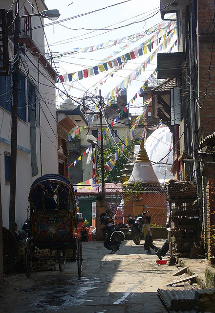 Barrio de Thamel