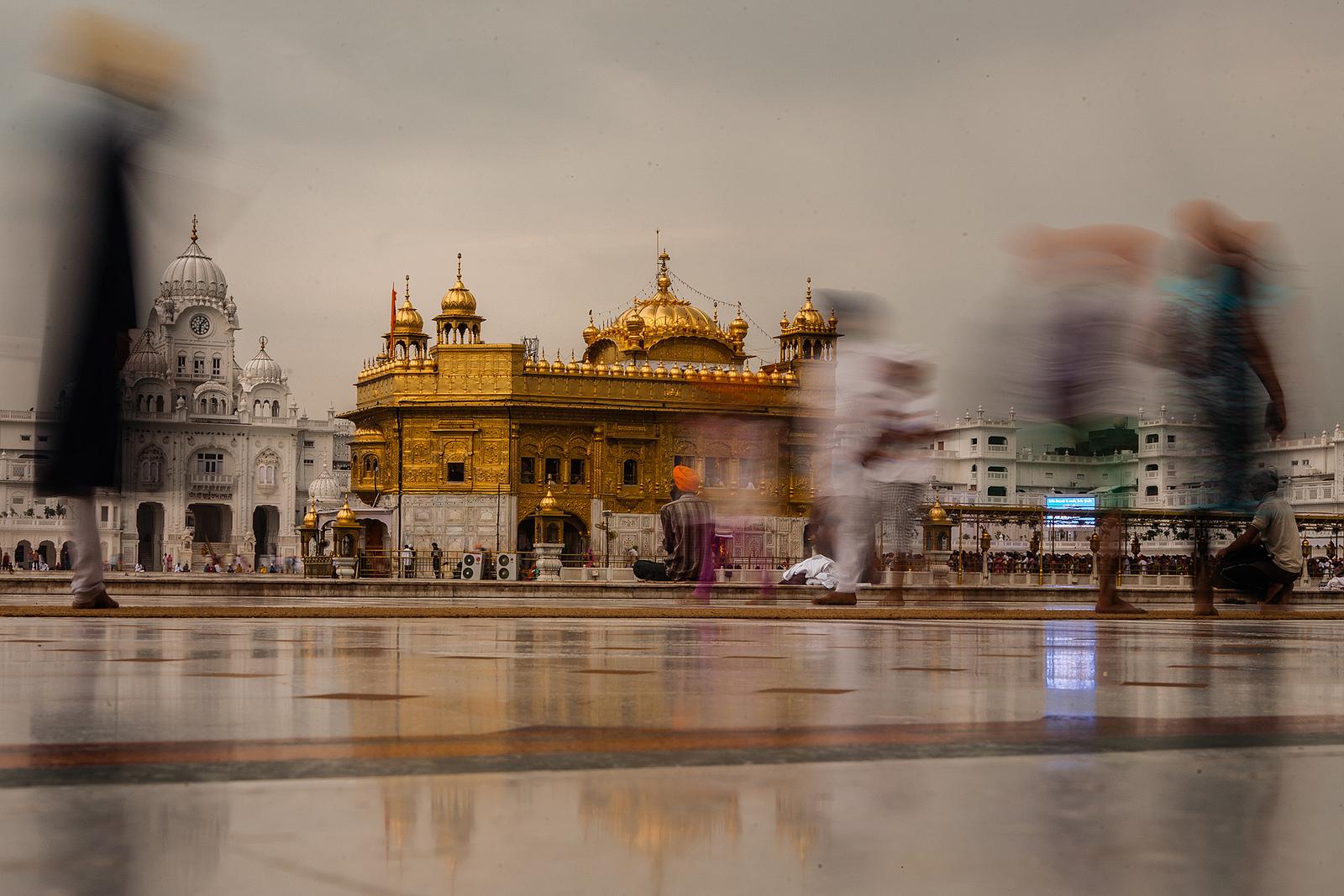Vuelo directo a Delhi - Golden Temple, Amritsar