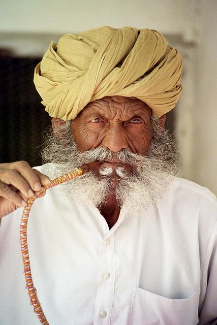 Hookah en Rajasthan