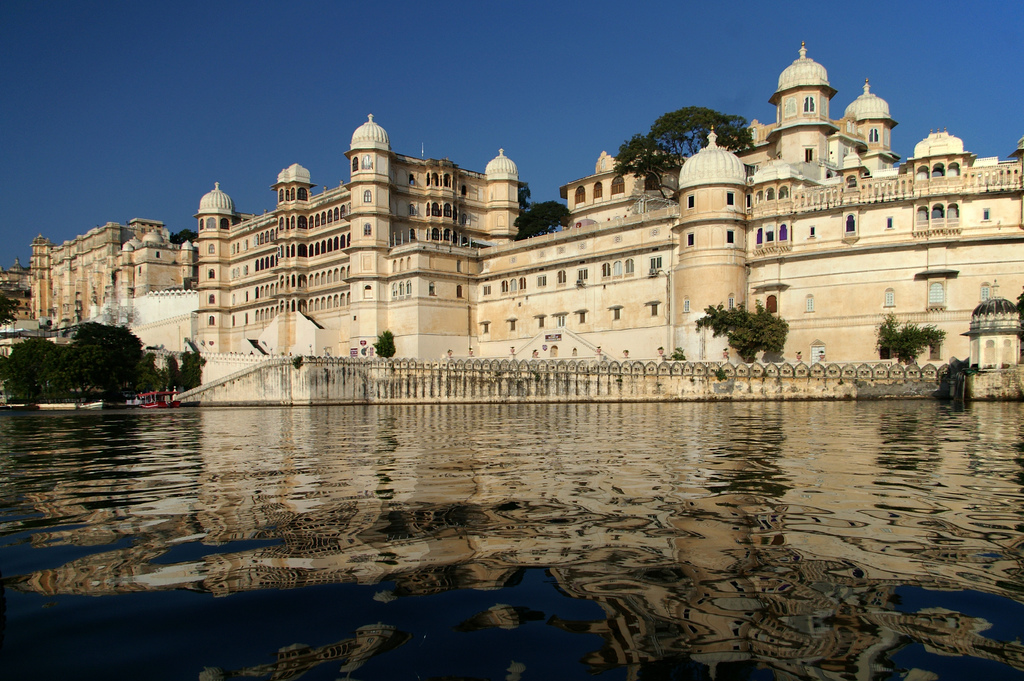 visitar udaipur, city palace