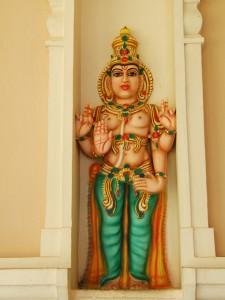 Shiva in Panaji