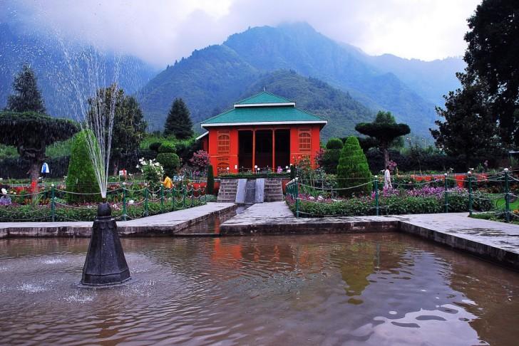 Srinagar - Chasma Shahi Garden