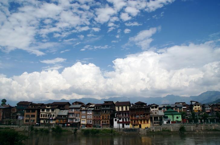 Srinagar - Río Jhelum