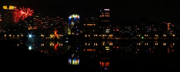 Mumbai de noche
