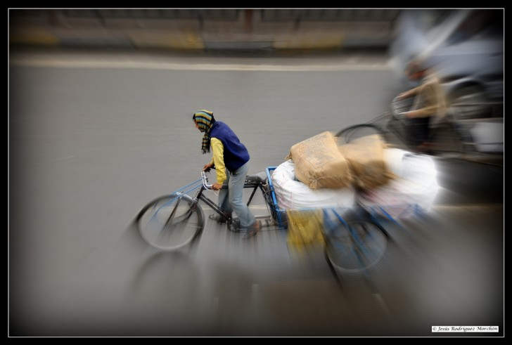 Tráfico en India. Consejos para tu viaje a India