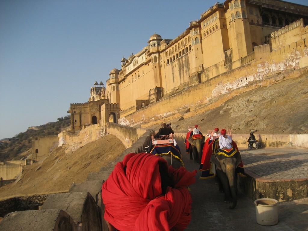Fuerte Amber Consejos para tu viaje a India