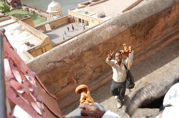 Fuerte Amber. Consejos para tu viaje a India