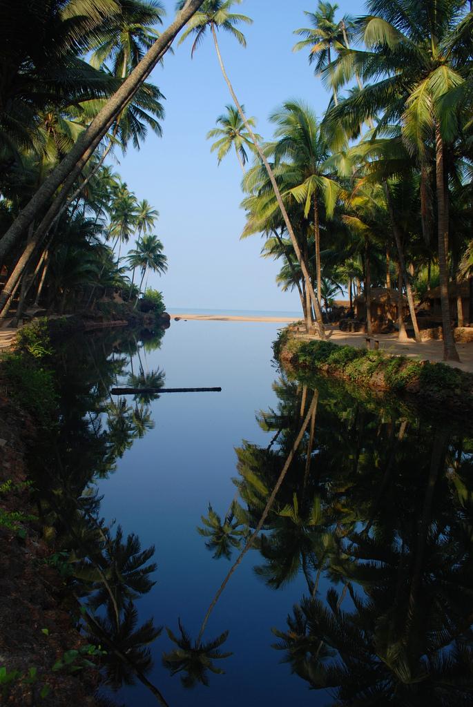 Viajar a Goa