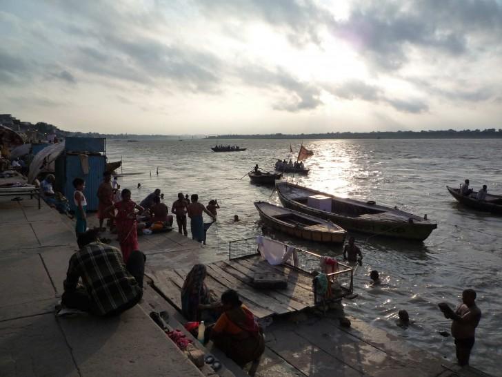 Viajar a Varanasi