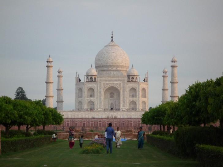 Taj Mahal. Viaje a India con Sociedad Geográfica de las Indias.