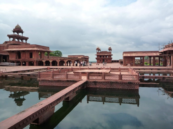Fatepur Sikri, viajar con guía a India