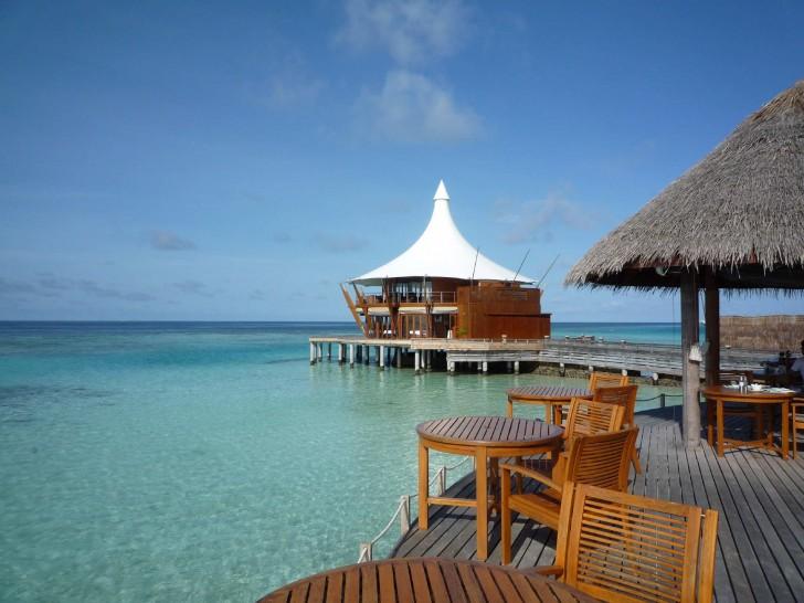 Hotel Baros, Maldivas con Sociedad Geográfica de las Indias