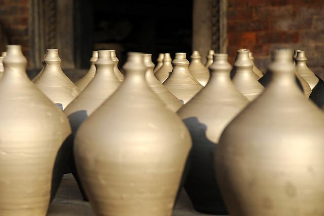 Viajar a Nepal: Pottery Square