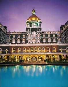 WIFI en India. The Taj Mahal Palace, Mumbai