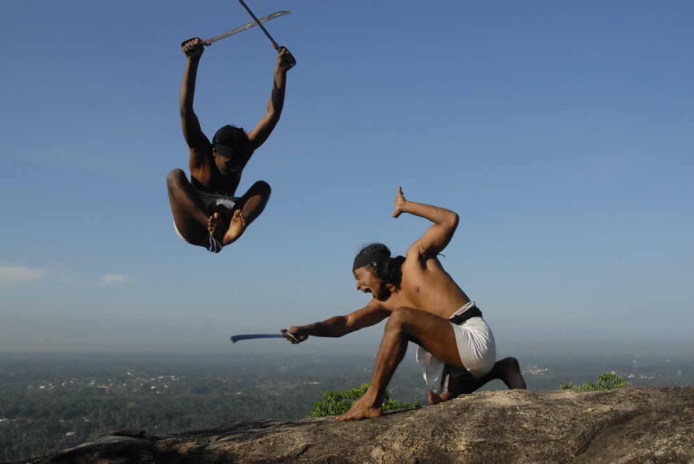 Martial arts in India