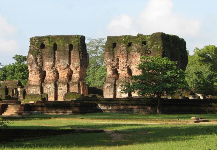 Viajar a Sri Lanka: Polonnaruwa