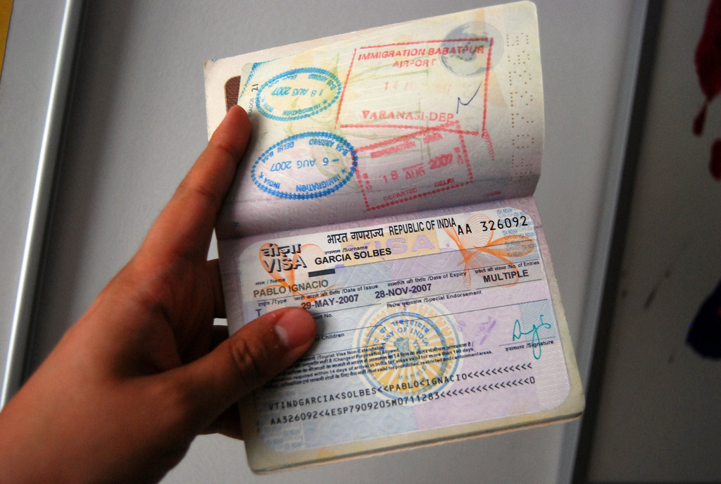 Visado para viajar a la India , Tourist Visa on Arrival