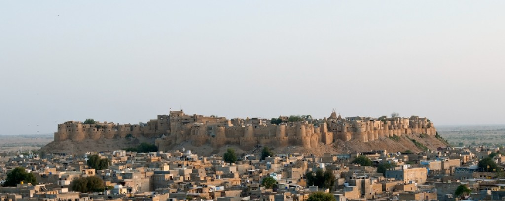 Travel to Jaisalmer: Jaisalmer Fort