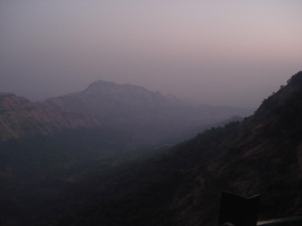 Trains from India: Matheran