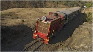 Trenes de India: Matheran