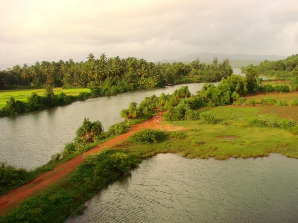 Heat in India - Goa