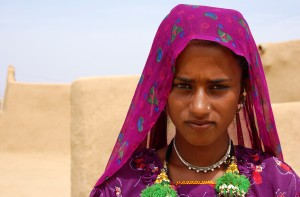Calor en India - Jaisalmer