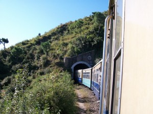 Trenes de India: Shimla train