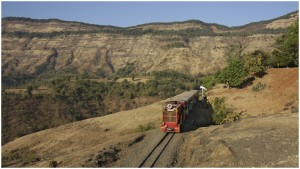 Indian trains: Toy train